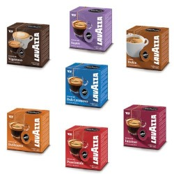 Pack Assortiment 112 Capsules Lavazza a Modo Mio