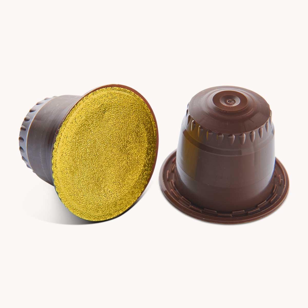 Capsules thé citron pour Nespresso®