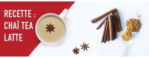 Recette Maxidelice : Le Chaï Tea Latte