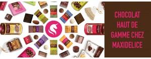 Chocolat haut de gamme chez Maxidelice